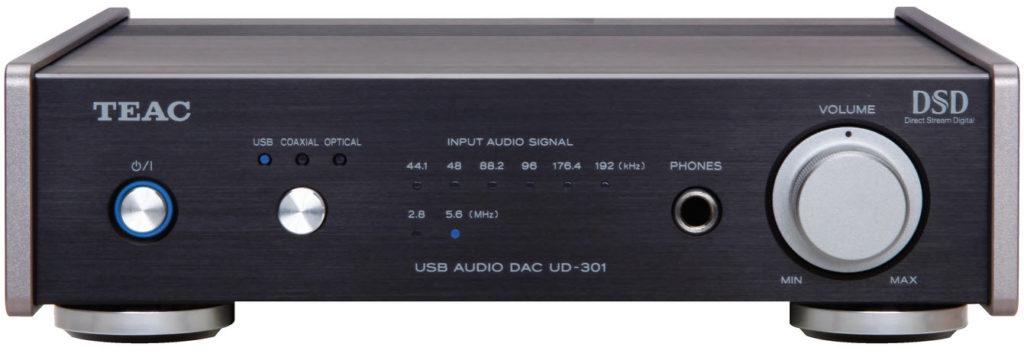 TEAC announces UD-301 Dual Monaural Digital-to-Analog Converter