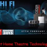 What hi fi show 2015 mumbai