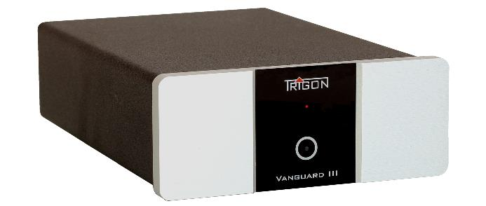 TRIGON 'Vanguard III' launched in India